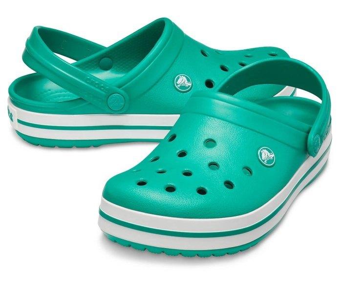 Crocs klompe classic zelene za muskarca