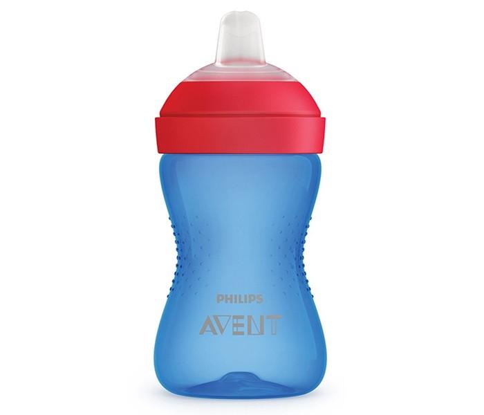 Solja za bebe sa mekim  nastavkom blue