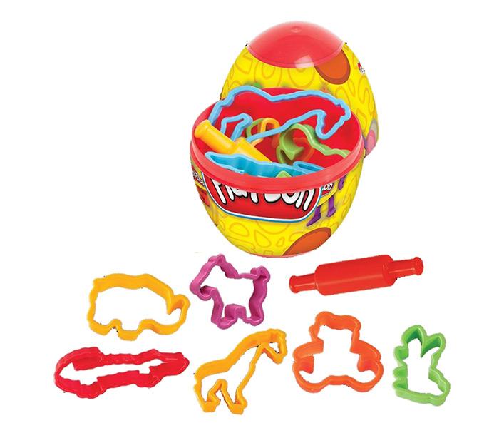 Dede modle za plastelin play doh jaje