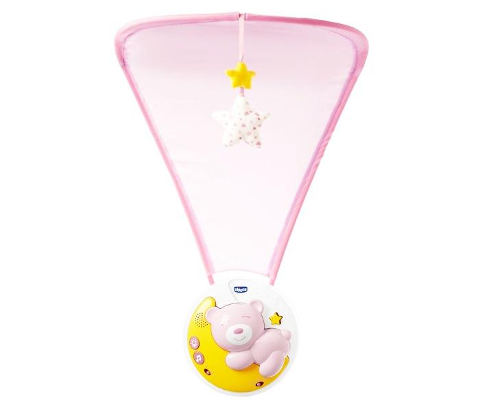 Projektor Next2moon za krevetac rozi