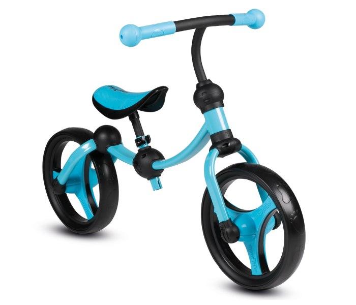 Bicikl smart trike running bike turquoise/black