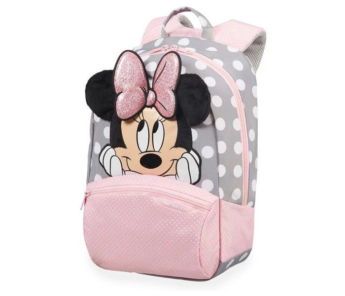 Ranac Disney ultimate 2.0 bp S + Minnie glit.