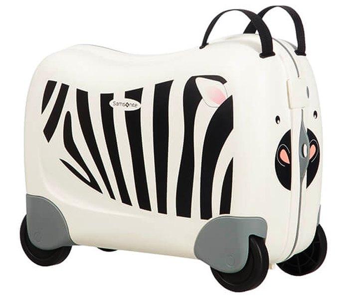Kofer Samsonite Dream rider Zebra