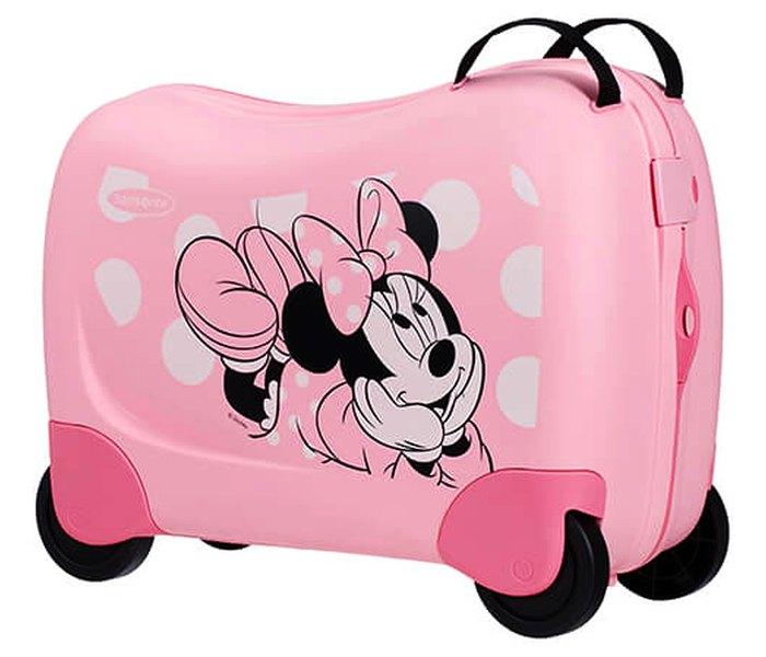 Kofer Samsonite Dream rider Disney minnie glitter