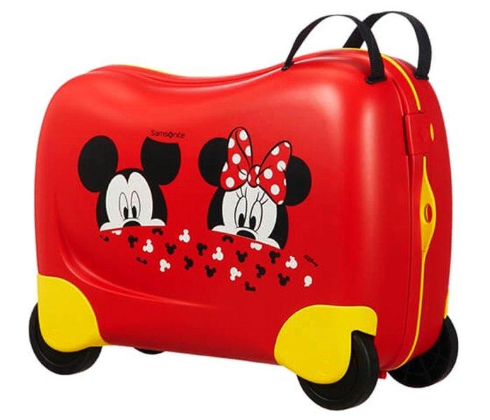 Kofer Samsonite Dream rider Disney Mickey peek