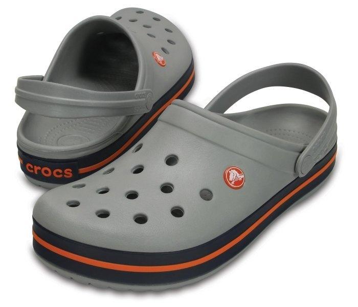Crocs klompe classic sive za muskarca