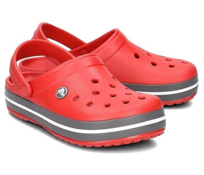 Crocs klompe classic crvene za muskarca