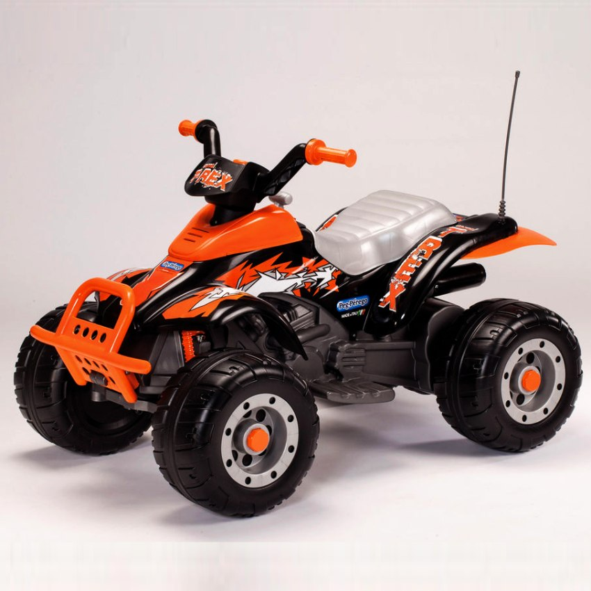 Motor coral t-rex