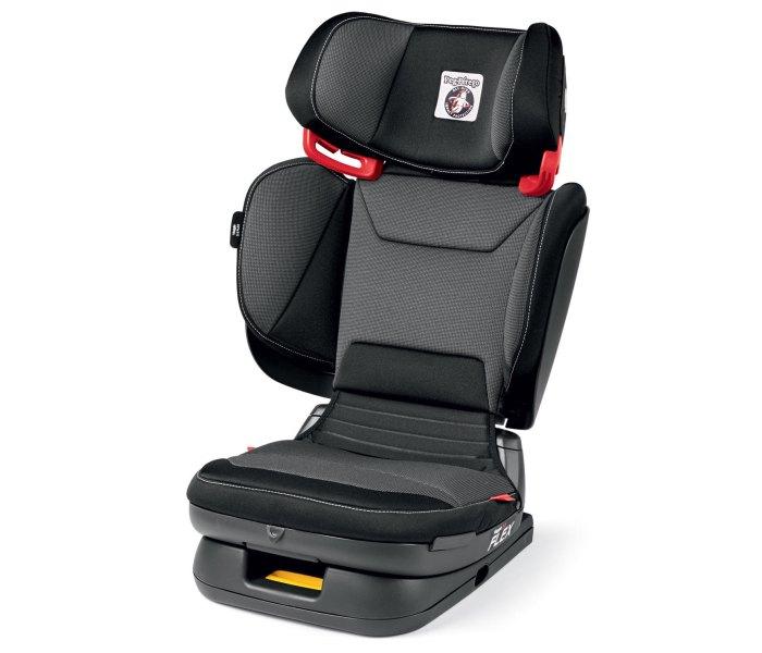 Sjediste za auto viaggio 2-3 flex crystal black