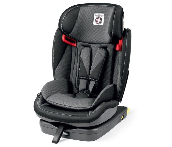 Sjediste za auto viaggio 1-2-3 via crystal black