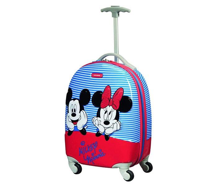 Kofer disney ultimate 46/16 disney stripes Minnie Mickey