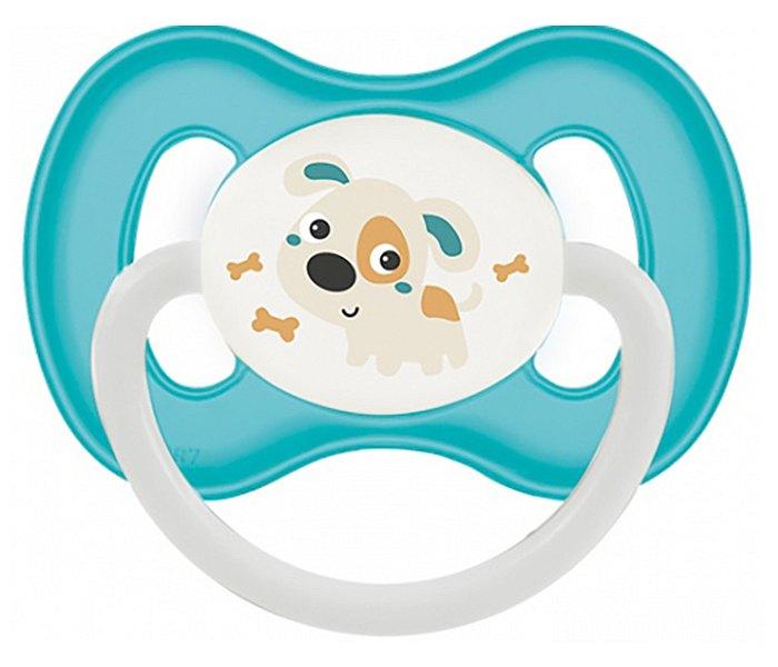 Varalica silikon 0-6 mjeseci Bunny&Company