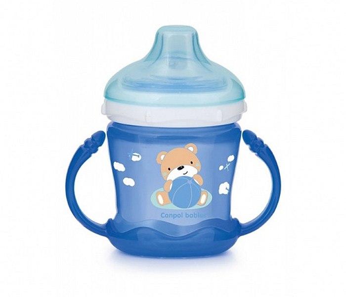Solja za bebe - sweet fun 180ml blue