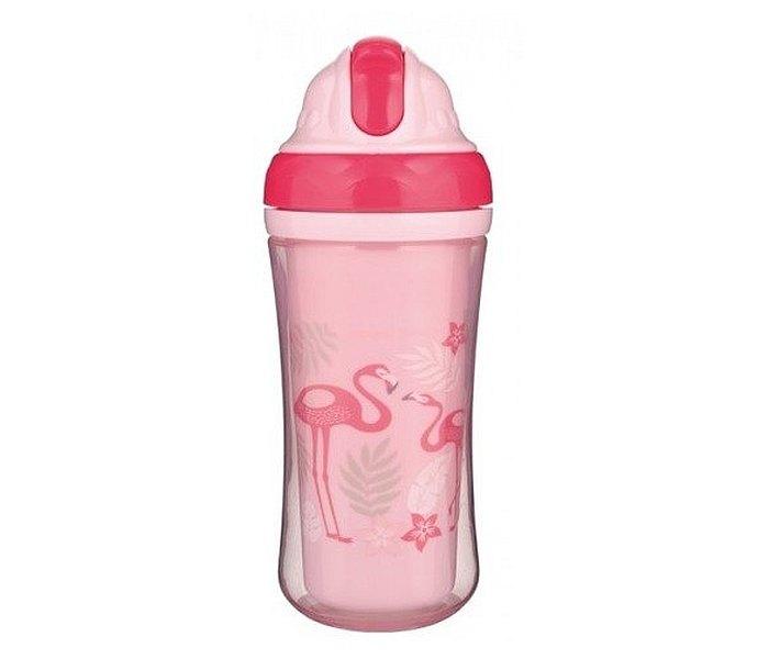 Sportska boca 260ml. flamingo