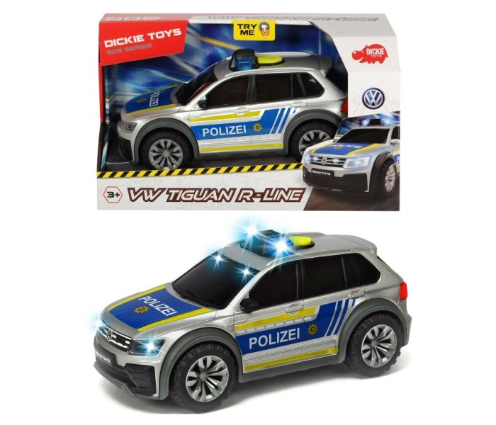Auto policijski 25cm sa muzikom i svijetlom