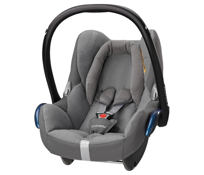 Sjediste za auto cabfix nomad grey 2 ex