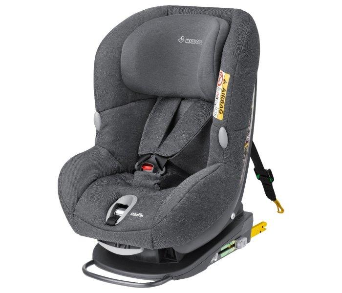 Sjediste za auto milofix sparkl grey