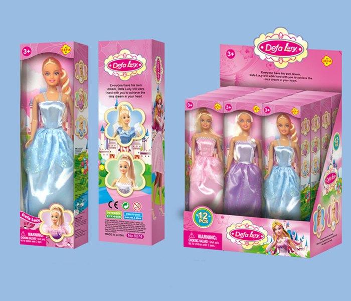 Lutka defa princess display