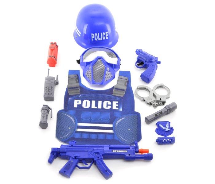 Igracka set sa policijskom opremom