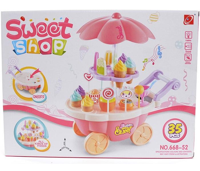 Igracka auto za sladolede