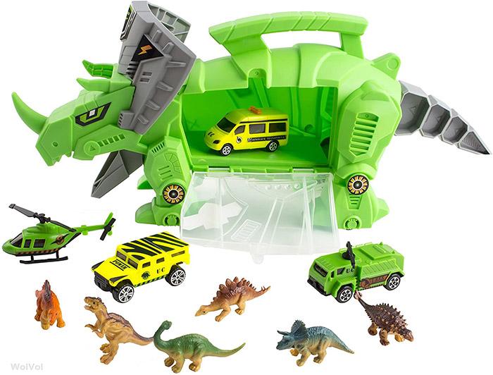 Igracka  dinosaurus garaza