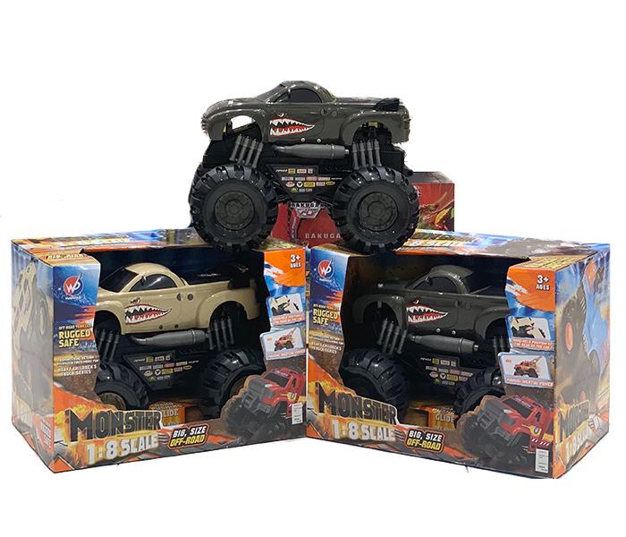 Igracka monster vojno vozilo
