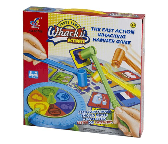 Igracka cekici igra refleksa