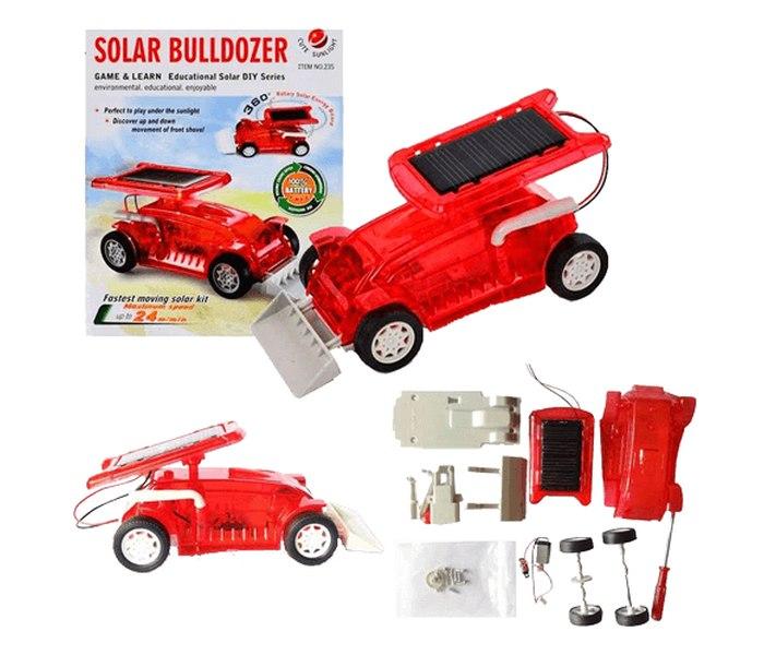 Igracka solarni automobil
