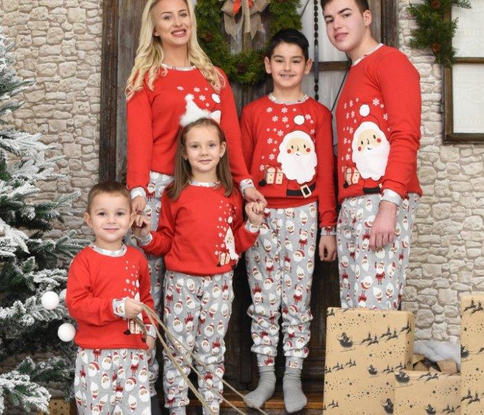 Pidžama novogodišnja za djevojčice 12-16