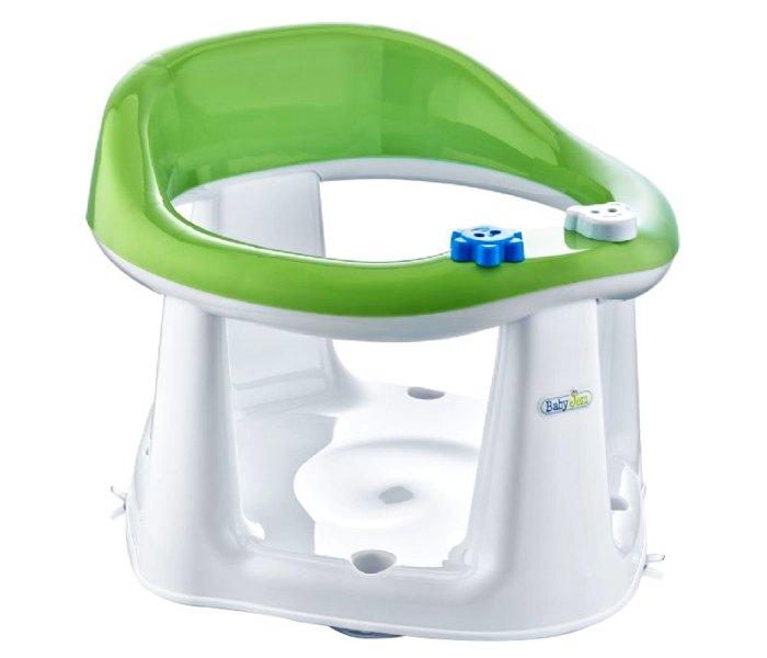 BabyJem stolica za kupanje zelena