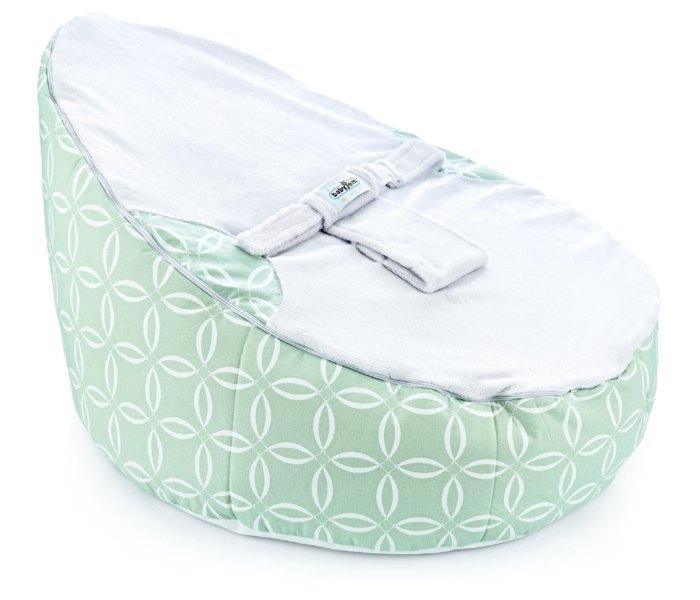 Bebi gnijezdo Baby jem zeleno