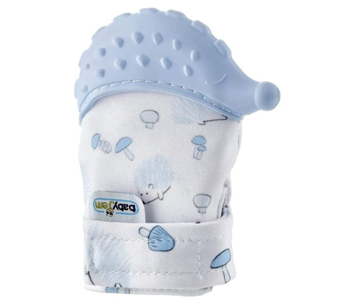 rukavice za bebe Baby Jem plave