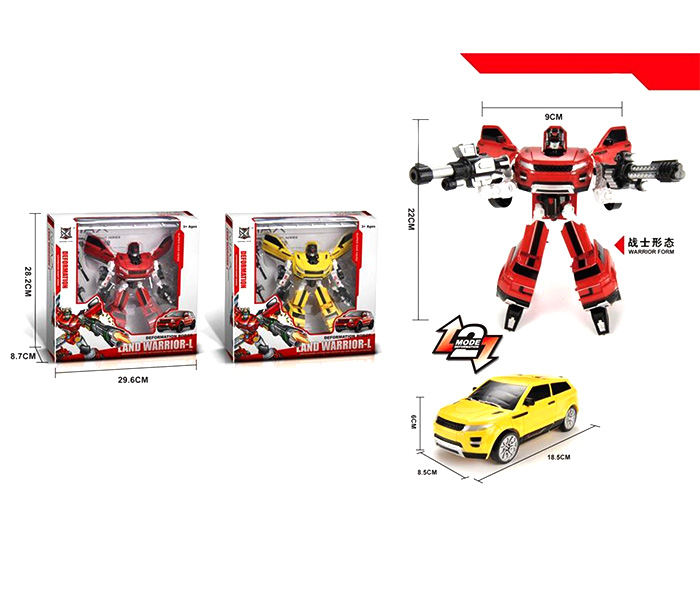 Automobil transformer