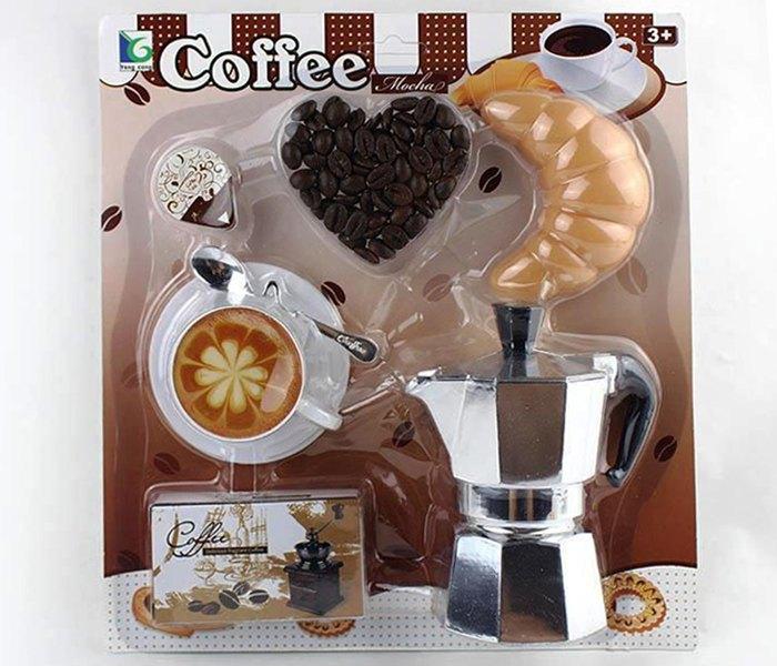 Igračka Master set za pravljenje kafe