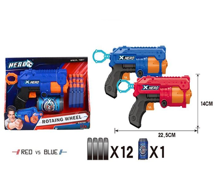 Igračka Master pištolj sa metom