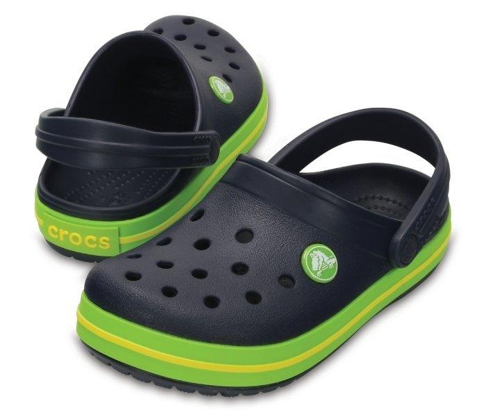 Crocs klompa plavo-zelena decija muska