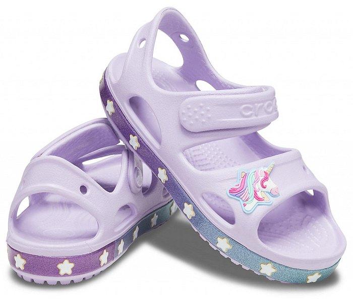 Crocs za djecu crocband  sandale za djevojcice