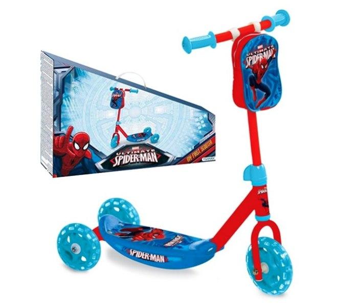 Trotinet spiderman sa dva tocka pozadi