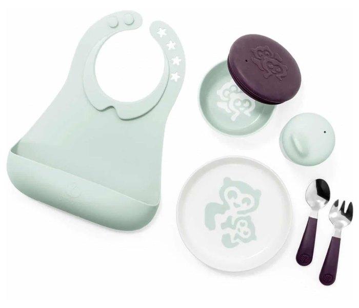 Stokke munch set - soft mint