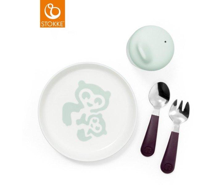 Stokke munch set essential - soft mint