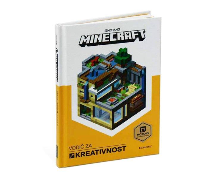 Minecraft vodic za kreativnost