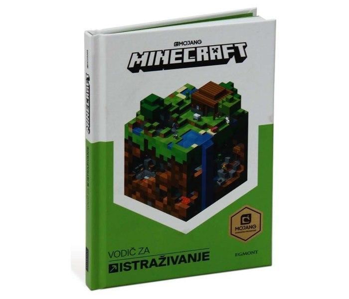 Minecraft vodic za istrazivanje