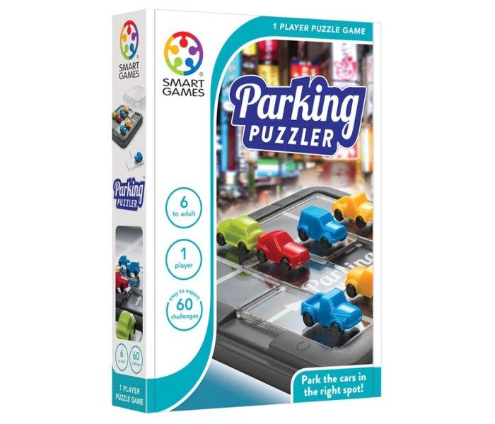 Igracke Smart games parking puzzler