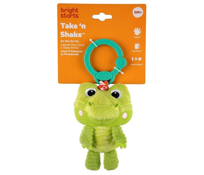Igracka za bebe aligator