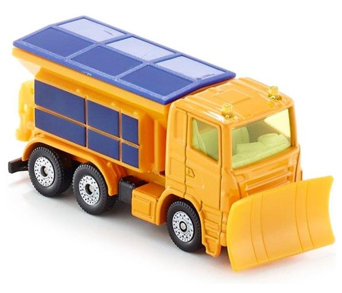 Kamion za čišćenje snijega