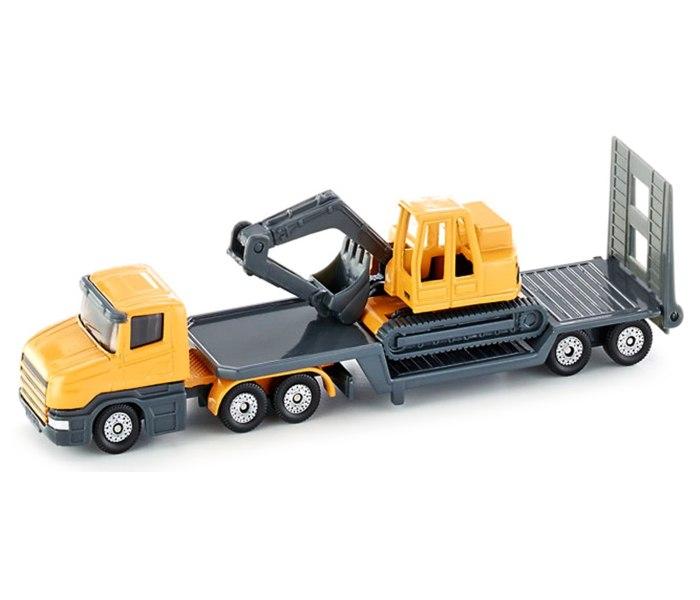 Kamion nosaè rovokopaèa