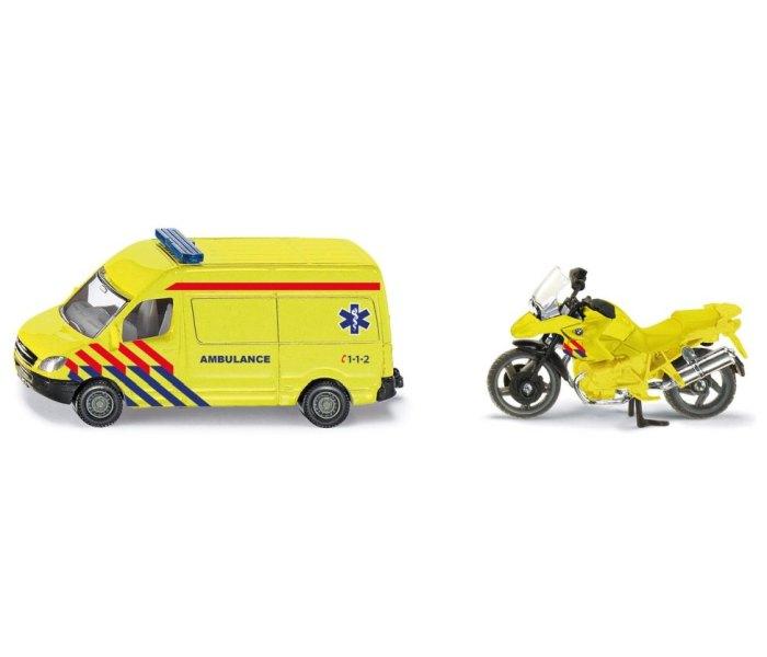 Ambulance set