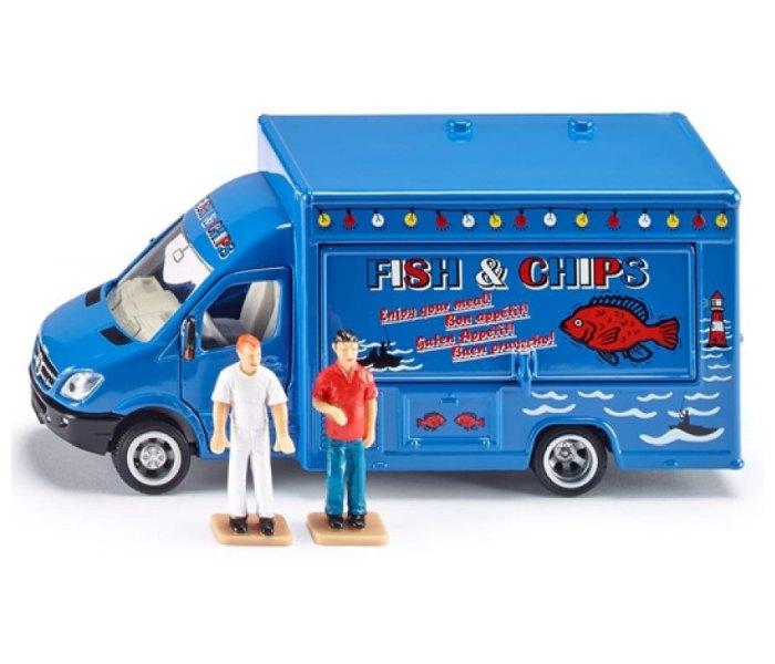 Kamion pokretna prodavnica