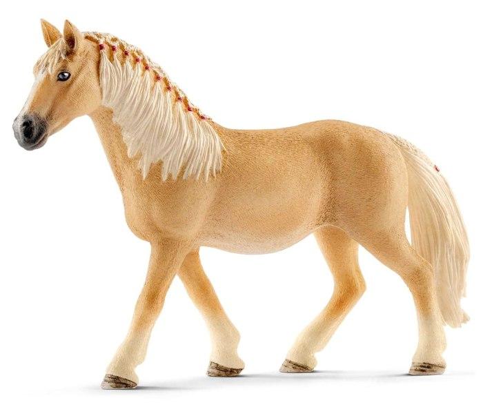 Haflinger kobila