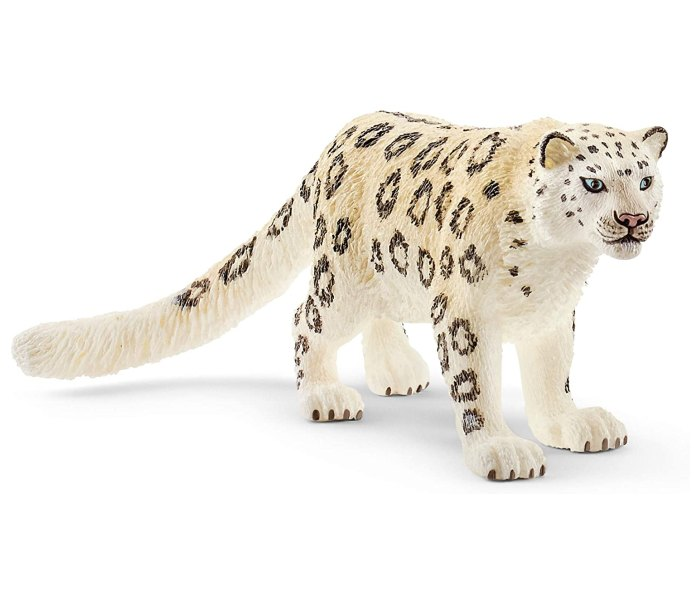 Igracka Schleich snezni leopard